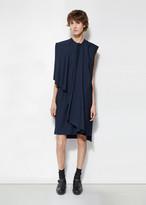 Phoebe English Sleeveless Shirtdress