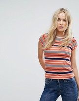 Lee 70s Stripe T-Shirt