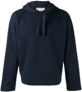 Marni oversized hoodie - men - Cotton - 48