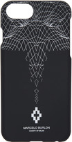 Marcelo Burlon County of Milan Black Sebastian Iphone 7 Case