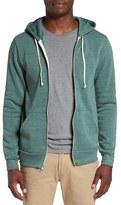 Alternative Men's 'Rocky' Eco-Fleece(TM) Zip Hoodie