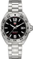 Tag Heuer Waz1112.ba0875 Formula 1 stainless steel watch