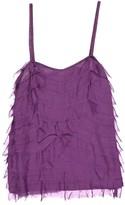 Christian Dior Purple Wool Top for Women