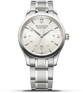 Victorinox Silver Alliance Watch, 40mm