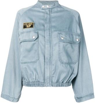 Zadig & Voltaire Elasticated Hem Jacket