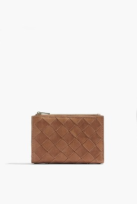 Country Road Woven Wallet