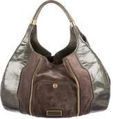 Jimmy Choo Patent Leather Shoulder Bag