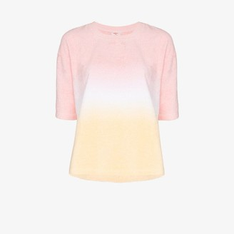 Terry Towelling Terry Warm Gradient T-shirt