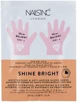 Nails Inc Shine Bright Moisturising & Anti-Aging Hand Mask