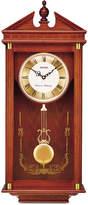 Seiko Oak Wall Clock