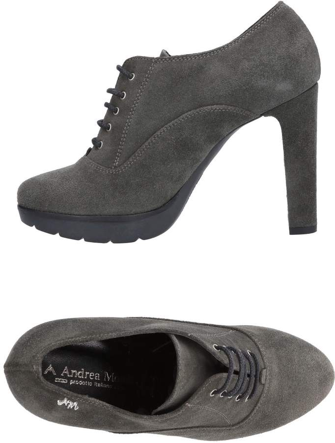 Andrea Morelli Lace-up shoes - Item 11486968HU
