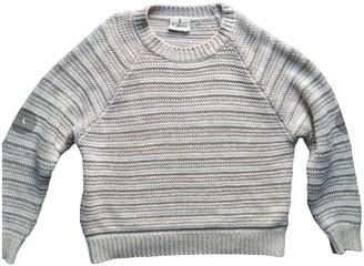 Ganni Grey Wool Knitwear for Women