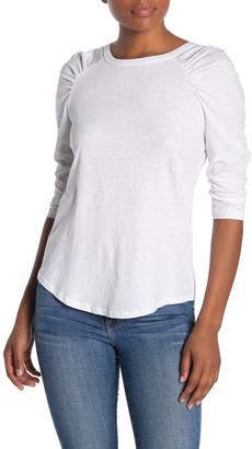A.L.C. Elio Raglan Sleeve T-Shirt