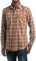 Dakota Grizzly Trevor Flannel Shirt - Snap Front, Long Sleeve (For Men)