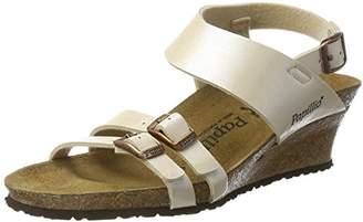 Papillio Ellen Birko-Flor, Women's Ankle Sandals,(38 EU)