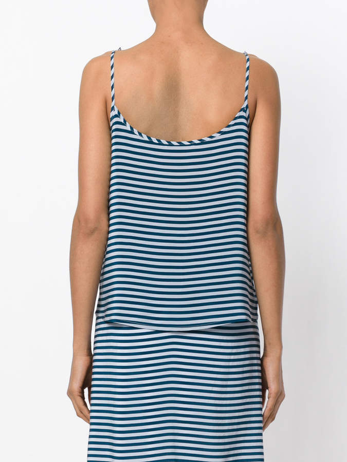 Humanoid striped cami