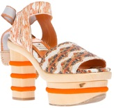 Simona Vanth 'medeatech' sandal