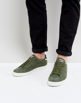 Diadora Game Low S Trainers In Green