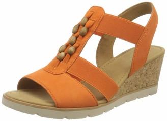 Gabor Women's Popsie Ankle Strap Sandals
