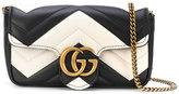 Gucci GG Marmot Matelassé super mini bag