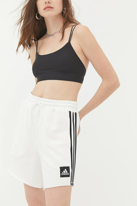 adidas Recycled Cotton Drawstring Short