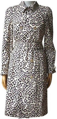 Givenchy Beige Cotton Coat for Women