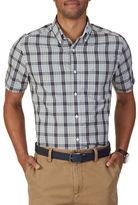 Nautica Plaid Short Sleeve Shirt