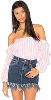 VAVA by Joy Han Bonnie Top in Pink. - size L (also in M,S,XS)