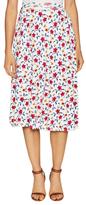 Rachel Pally Ursula Printed A-Line Skirt