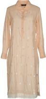 Twin-Set Knee-length dresses - Item 34739134