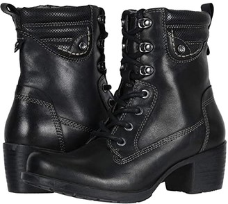 Earth Denali Anchor (Black Soft Calf) Women's Shoes