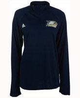 adidas Men's Georgia Southern Eagles Primary Screen Ultimate Quarter-Zip Pullover