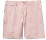 Burberry - Brit Cotton Chino Shorts