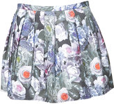 Photo Floral Prom Skirt