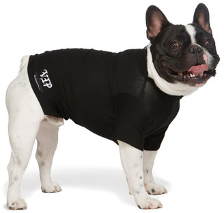 Heron Preston Black VIP Edition Style Dog Turtleneck
