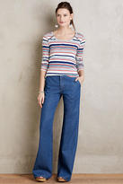 Anthropologie MiH Loon High-Rise Flare Jeans