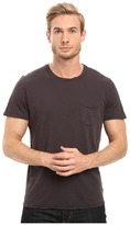 Joe's Jeans Chase Raw Edge Short Sleeve Crew
