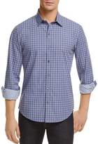 Zachary Prell MacDonald Plaid Button-Down Regular Fit Shirt