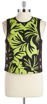 MICHAEL Michael Kors Tropical Knit Skirt
