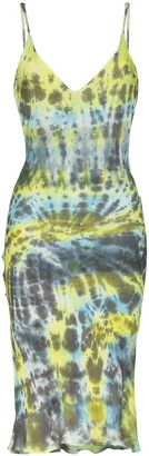 Collina Strada Tie-Dye Cami Dress