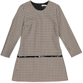 Bouchra Jarrar Multicolour Wool Dress for Women