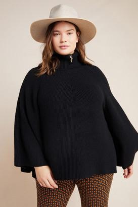 Anthropologie Kali Poncho Sweater