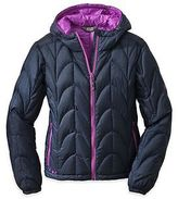 Outdoor Research Aria Down Hooded Jacket - Women's Night/Ultraviolet S