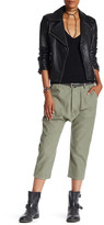 Etienne Marcel Cropped Slouched Pant