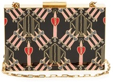Valentino Love Blade box clutch