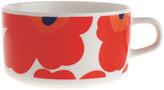 Marimekko Unikko Tea Cup - White/Red