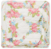 Melange Home Cottage Rose Quilt Set