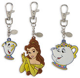 Disney Beauty and the Beast Bag Charms