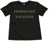 Junk Food Clothing &Permanent Vacation& T-Shirt (Toddler Boys & Little Boys)