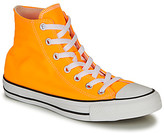 Converse Chuck Taylor All Star Seasonal Color women's Shoes (High-top Trainers) in Yellow